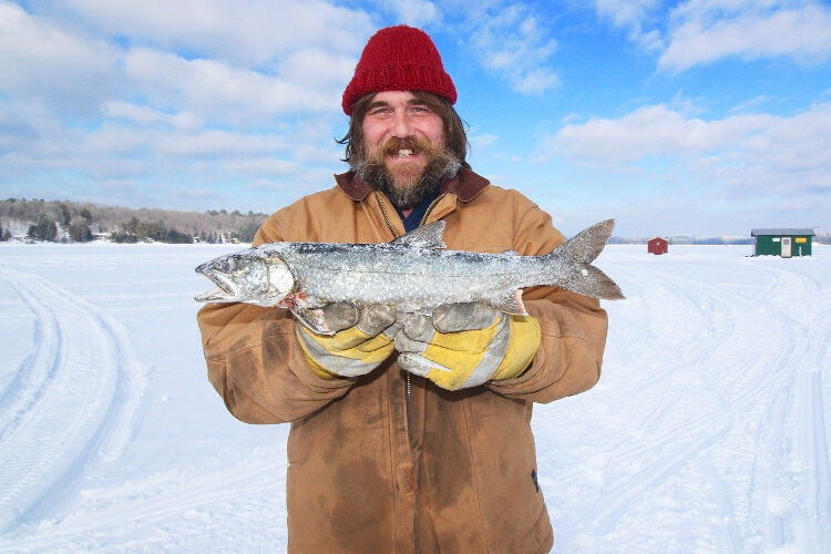 Ice Fishing: Ultimate Guide With All You Need to Know - Trout