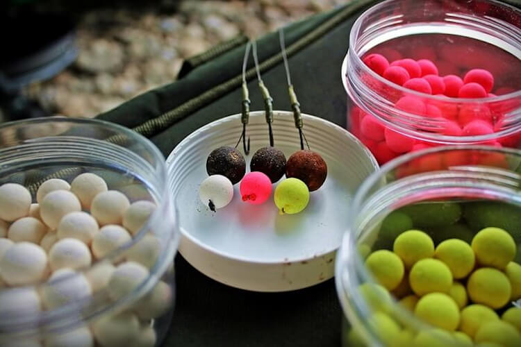 Surface Fishing for Carp With Bread - PopUp Boilies