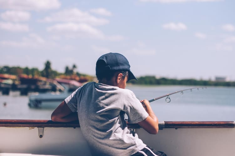 Ulitimate Guide to Fishing with Kids