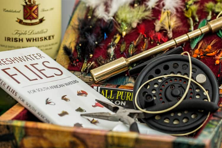 How To Fly Fish with books