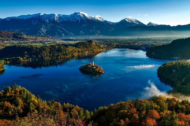 How To Fly Fish - Slovenia, Bled