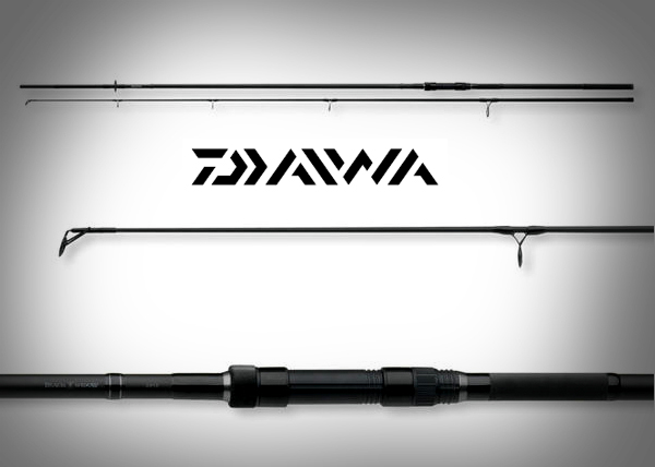 Ribiska palica Daiwa Black Widow