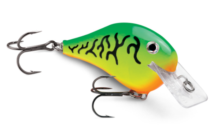 Ultralight fishing oz. ribolov - Crankbaits!
