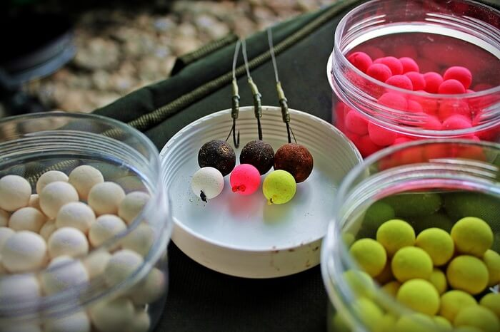 What Does Carp Eat - HomeMade Boilies