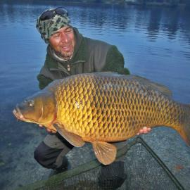Jale CARP, night fishing