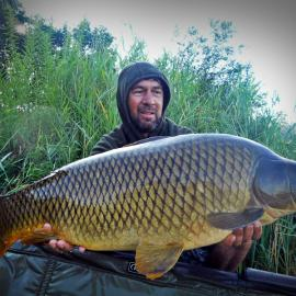 Jale CARP, winter fishing