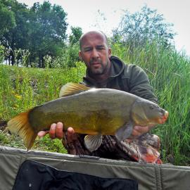 Jale CARP, big tench